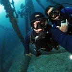 wreck diving asia, dolphin 88 brunei