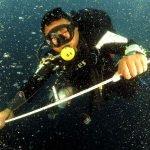 Dive Master PADI Poni Divers