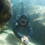 Freedive Tryout brunei 2