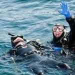 Padi Rescue Diver with Poni Divers