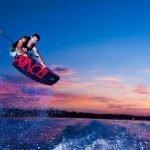 Wakeboarding Poni Adventures Watersports Brunei